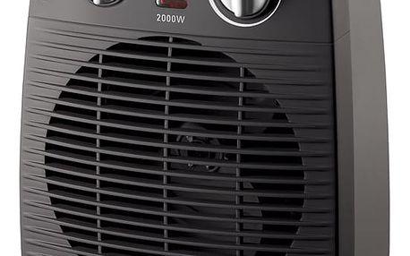 Teplovzdušný ventilátor Rowenta SO2210F0 černý