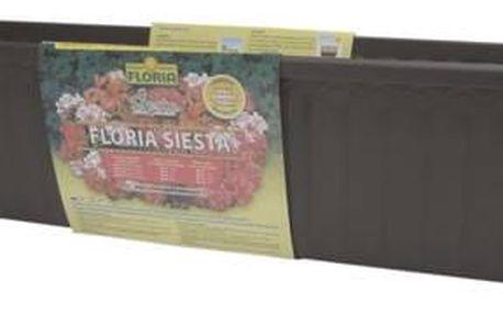 Agro FLORIA SIESTA 80 cm - Čokoláda, samozavlažovací