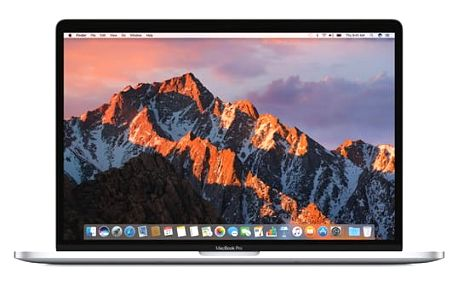 """Notebook Apple MacBook Pro 15"""" s Touch Bar 512 GB - Silver (MPTV2CZ/A)"""