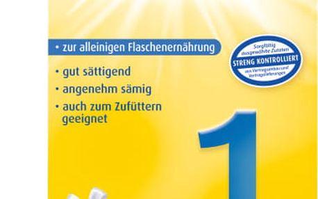 4x BEBIVITA 1 (500g) - kojenecké mléko