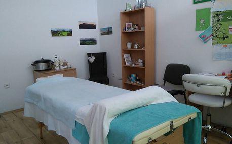 Rekondiční masáž zad a šíje, možnost baňkování/zábalu