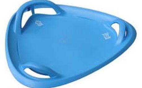 Meteor 60 talíř sáňkovací modrý