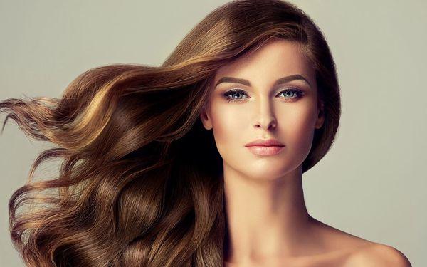 Melír, stříhání i styling pro vaše vlasy