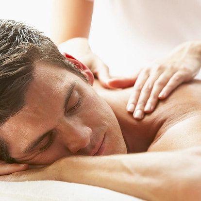Aromaterapeutická nebo lymfatická masáž končetin