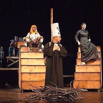 Představení Pan Hus aneb Tenkrát v Kostnici