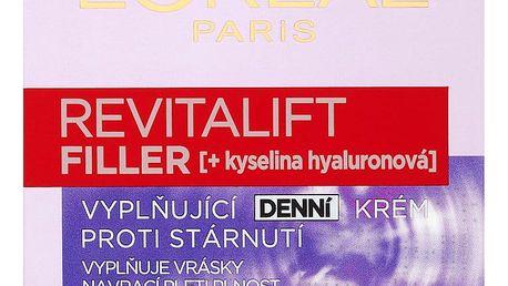 L'Oréal Paris Revitalift Filler [HA], vyplňující denní krém proti stárnutí 50 ml