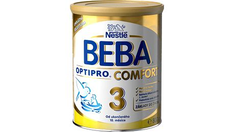 NESTLÉ BEBA OPTIPRO Comfort 3 (800 g) – kojenecké mléko