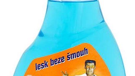 Mr. Muscle čistič oken, modrý 500 ml
