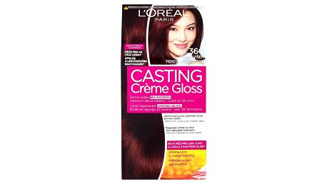 L'Oréal Paris Casting Crème Gloss tmavá višeň 360