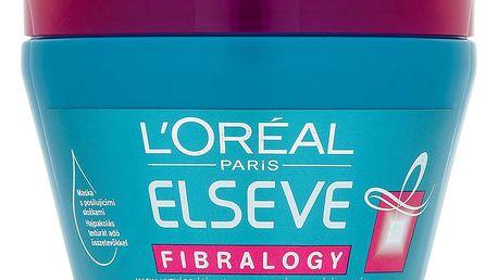 L'Oréal Paris Elseve Fibralogy maska vytvářející hustotu 300 ml