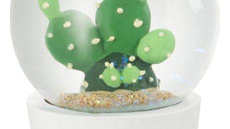 Sněžítko J-Line Cactus, 8x11cm
