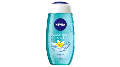 Nivea Hawaii Flower & Oil sprchový gel 250 ml