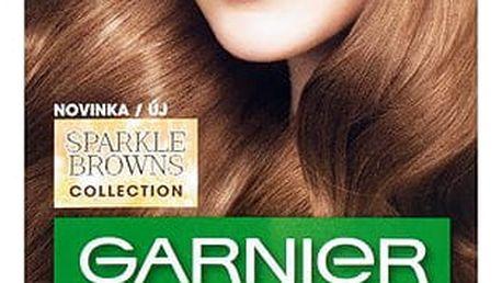 Garnier Color Naturals Crème Jiskřivá světle hnědá 6.23