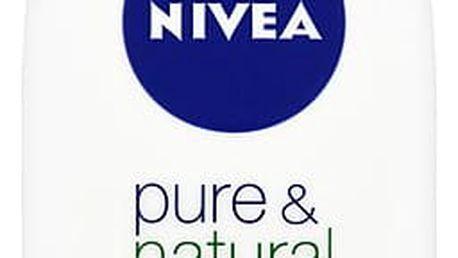 Nivea Pure & Natural čisticí pleťové mléko 200 ml