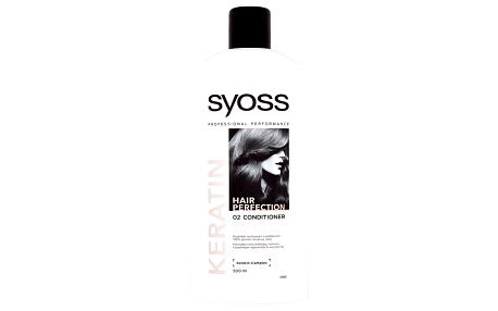 Syoss Kondicionér Keratin Hair Perfection 500 ml