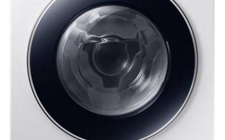 Automatická pračka se sušičkou Samsung WD80M4443JW/ZE bílá