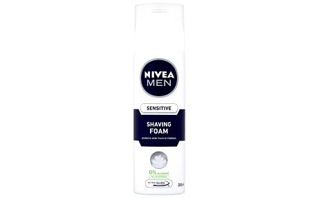 Nivea Men Sensitive pěna na holení 200 ml