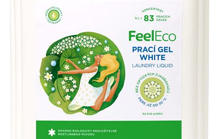 Feel Eco prací gel white 5l