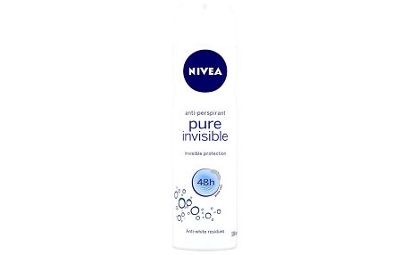 Nivea Pure Invisible antiperspirant 150 ml