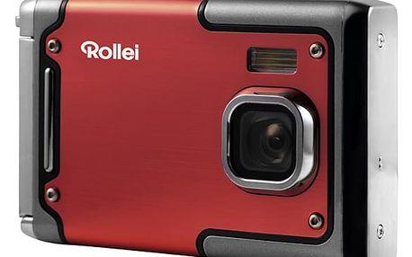 Digitální fotoaparát Rollei Sportsline 85 červený