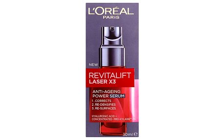 Loreal Paris Omlazující sérum Revitalift Laser X3 30 ml