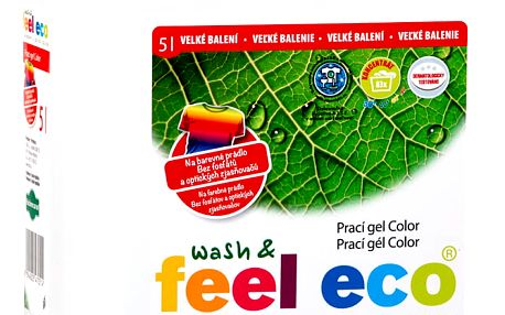 Feel Eco prací gel color 5l