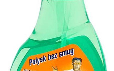 Mr. Muscle čistič oken, zelený 500 ml