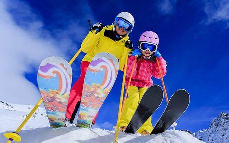 Velikonoční lyžování | 6denní Paganella se skipasem | Doprava, ubytování***, polopenze a skipas v ceně