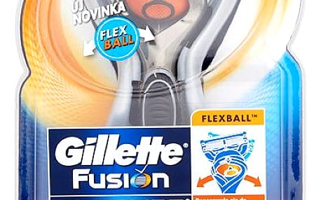 Gillette Fusion ProGlide Flexball Power holicí strojek + hlavice