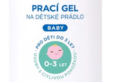 FEEL ECO PRACÍ GEL BABY 100ml