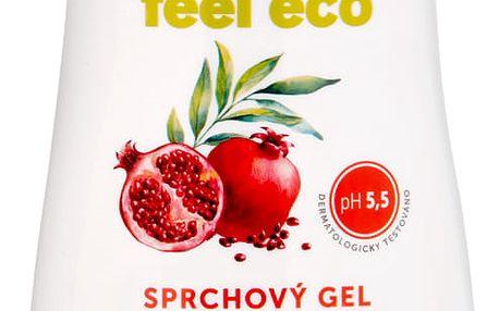 Feel Eco sprchový gel Granátové jablko