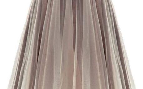 Tutu sukně ke kolenům