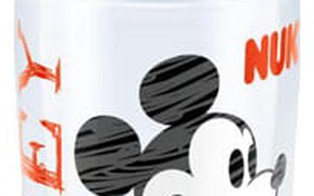 NUK Mickey 300ml červené