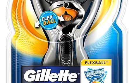 Gillette Proglide Flexball + hlavice 2 ks