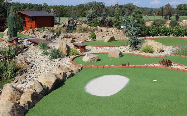 Adventure Golf Club Budínek