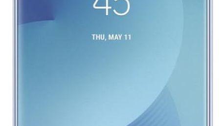 Samsung Galaxy J7 (2017), dual SIM, modrá