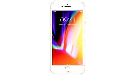 Apple iPhone 8, 256GB, zlatá