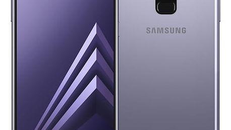Mobilní telefon Samsung A8 Dual SIM - Orchid Gray (SM-A530FZVDXEZ) Software F-Secure SAFE, 3 zařízení / 6 měsíců v hodnotě 979 Kč + DOPRAVA ZDARMA