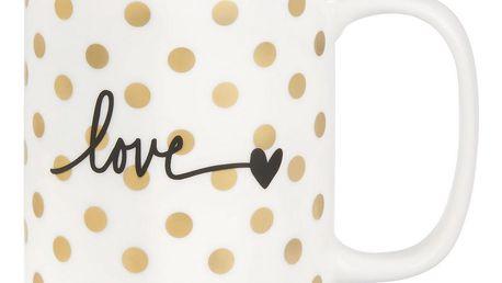 Hrnek na kávu gloria, 10,8 cm