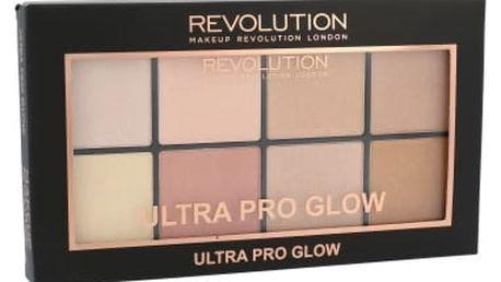Makeup Revolution London Ultra Pro Glow 20 g rozjasňovač pro ženy