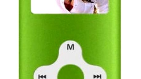 Digitální mp3 a mp4 přehrávač