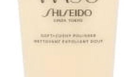 Shiseido Waso Soft + Cushy Polisher 75 ml peeling pro ženy