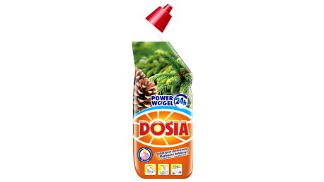 Dosia Power WC gel s vůní borovice 750 ml