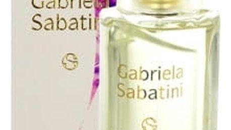 Gabriela Sabatini Happy Life 20 ml toaletní voda pro ženy