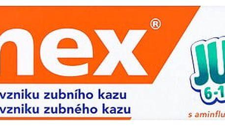 elmex Junior Zubní pasta s aminfluoridem 6-12 let 75 ml