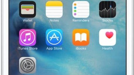 Apple iPhone 6s Plus, 128GB, stříbrná