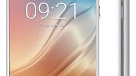 Doogee X30 Dual SIM 2 GB + 16 GB (6924351614614) stříbrný