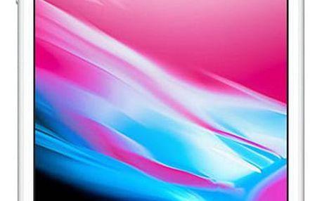 Apple iPhone 8 Plus, 64GB, stříbrná