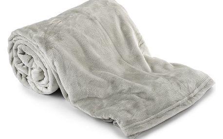 Jahu Deka Light Sleep New šedá, 150 x 200 cm