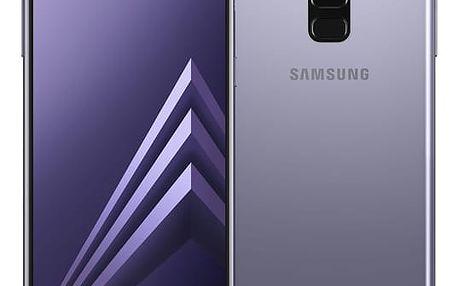 Mobilní telefon Samsung A8 Dual SIM - Orchid Gray (SM-A530FZVDXEZ) + DOPRAVA ZDARMA